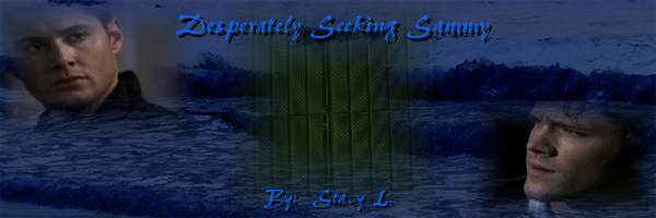 Banner for Desperately Seeking Sammy by Stacy L.