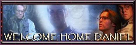 Description: Description: Description: Welcome Home Daniel Jackson!